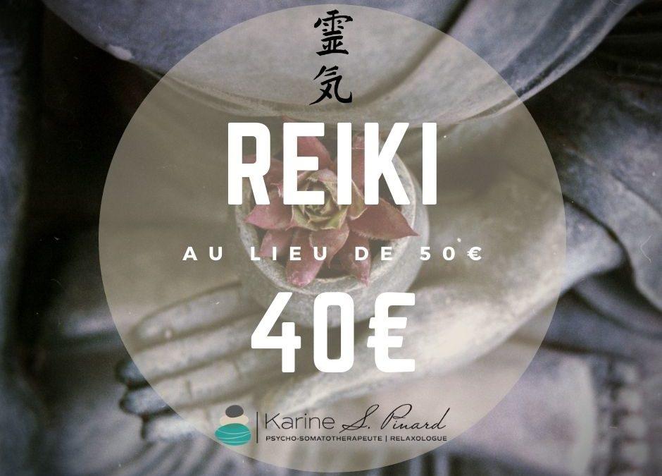 Promotion d'hiver REIKI