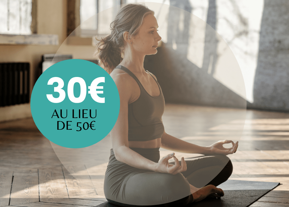 Offre Yoga – Individuel